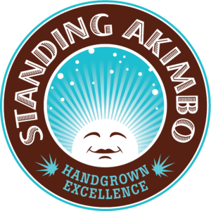 Standing Akimbo is a medical marijuana dispensary in Denver, serving only medical patients in Colorado.
